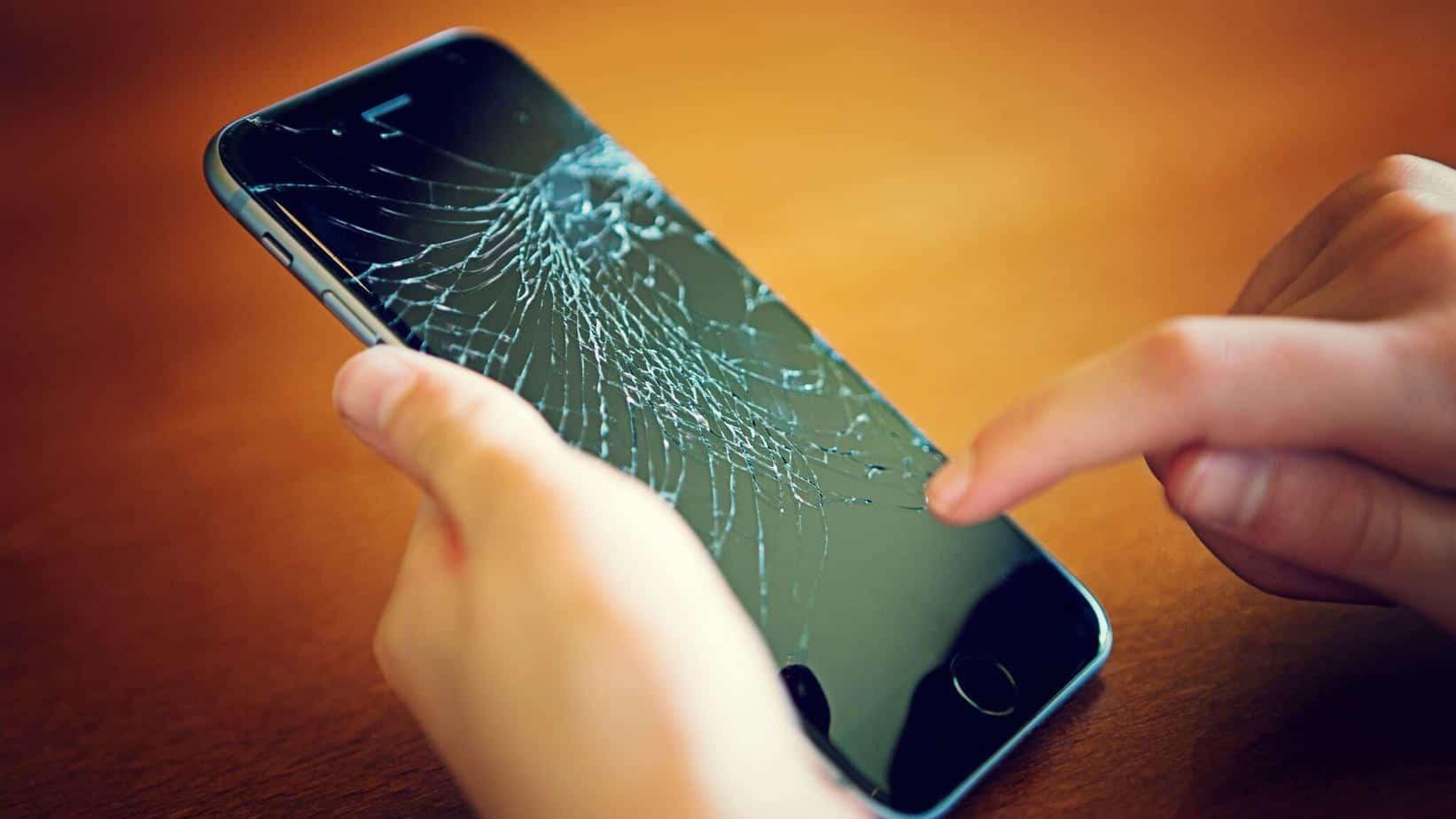 Self-Repairing Smartphones