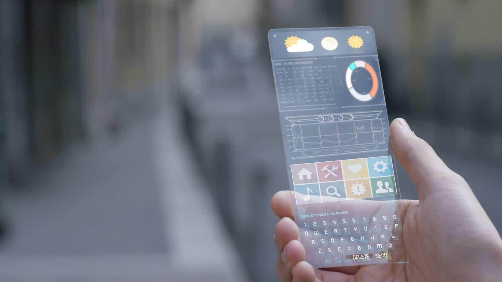Smartphone Technologies of The Future