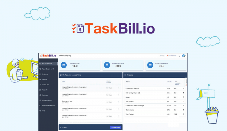 Easily Sync With Your Project Management Tool & Bill Your Clients Automatically With Taskbill 3