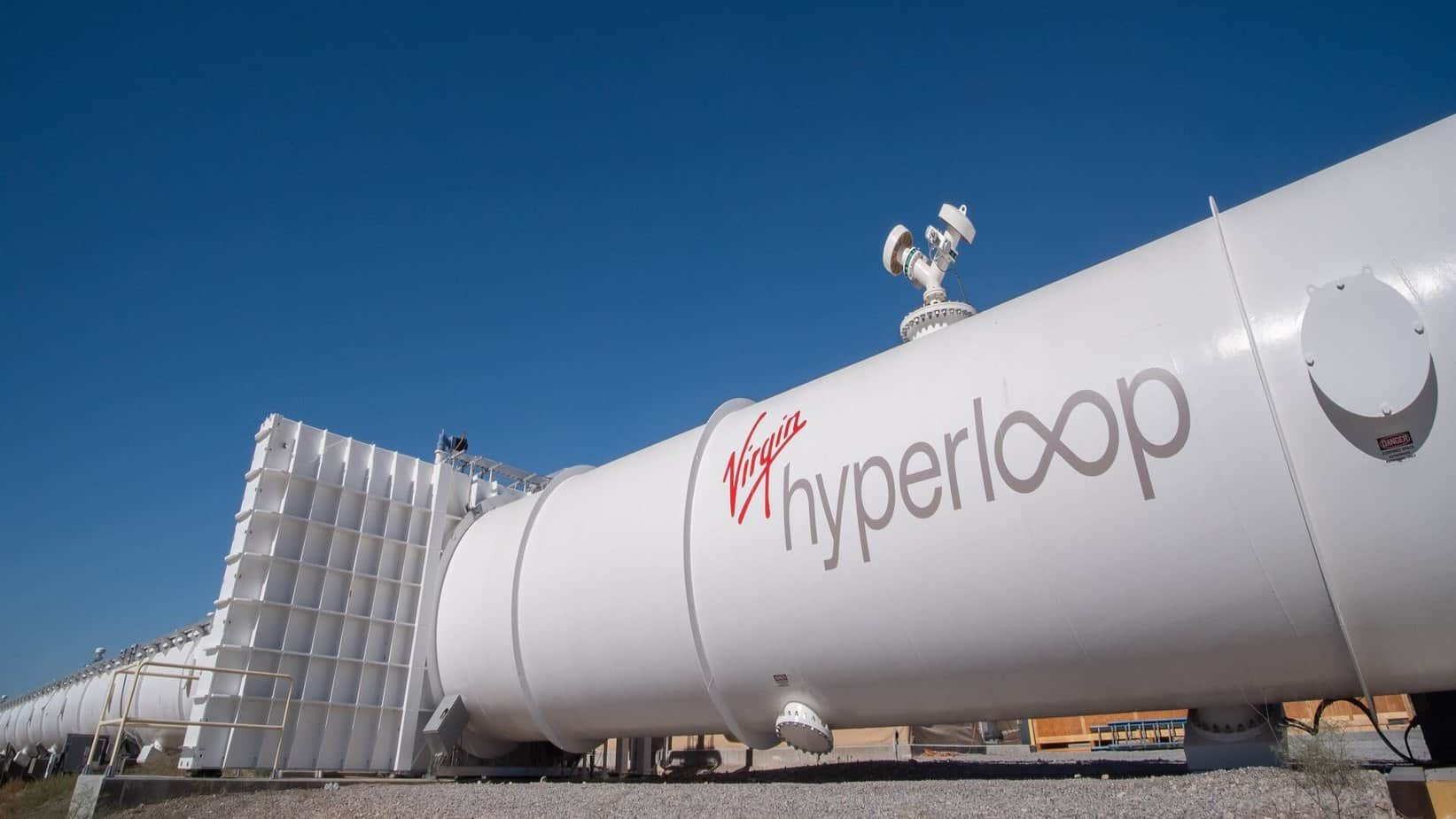 Virgin Hyperloop wants to get you excited about riding its ultra-fast pods