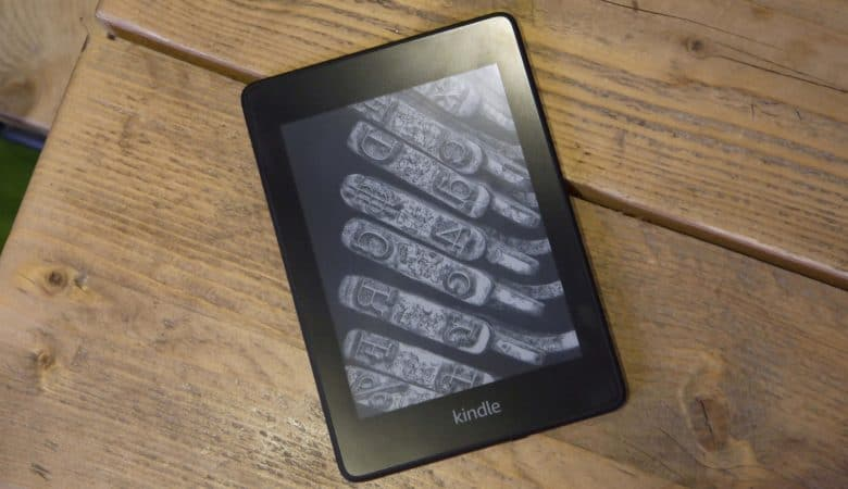 Amazon's Kindle Paperwhite won't sear your eyeballs with blue light