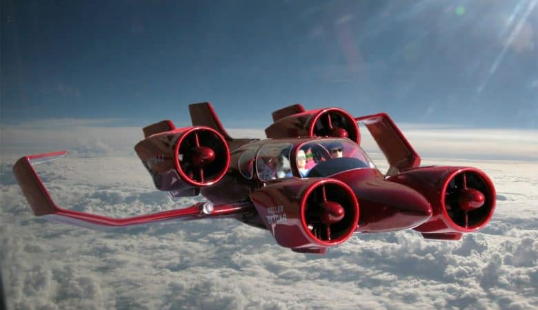 Honda Wants Flying Vehicles, Avatar Robots, And Rockets
